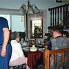 Christmas Dinner at Bren and Mark's House