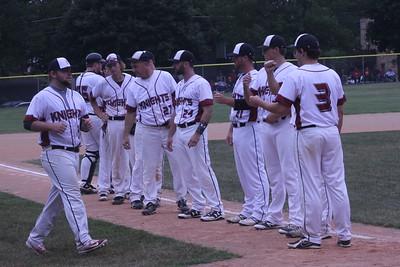 Stoughton @ Dodgeville Knights Baseball 8-27-17