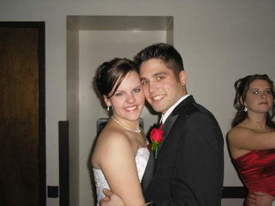 Mr.& Mrs. Chris Honniball