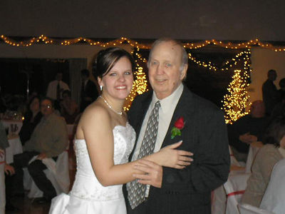 Caitlin and Her Grandfather Bill