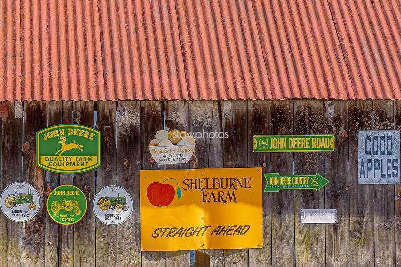Shelburne Farm Barn, Stow, MA