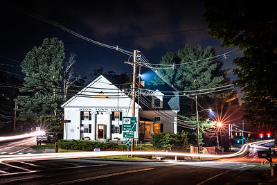 Late Night Meeting, Stow Town Hall, Stow MA