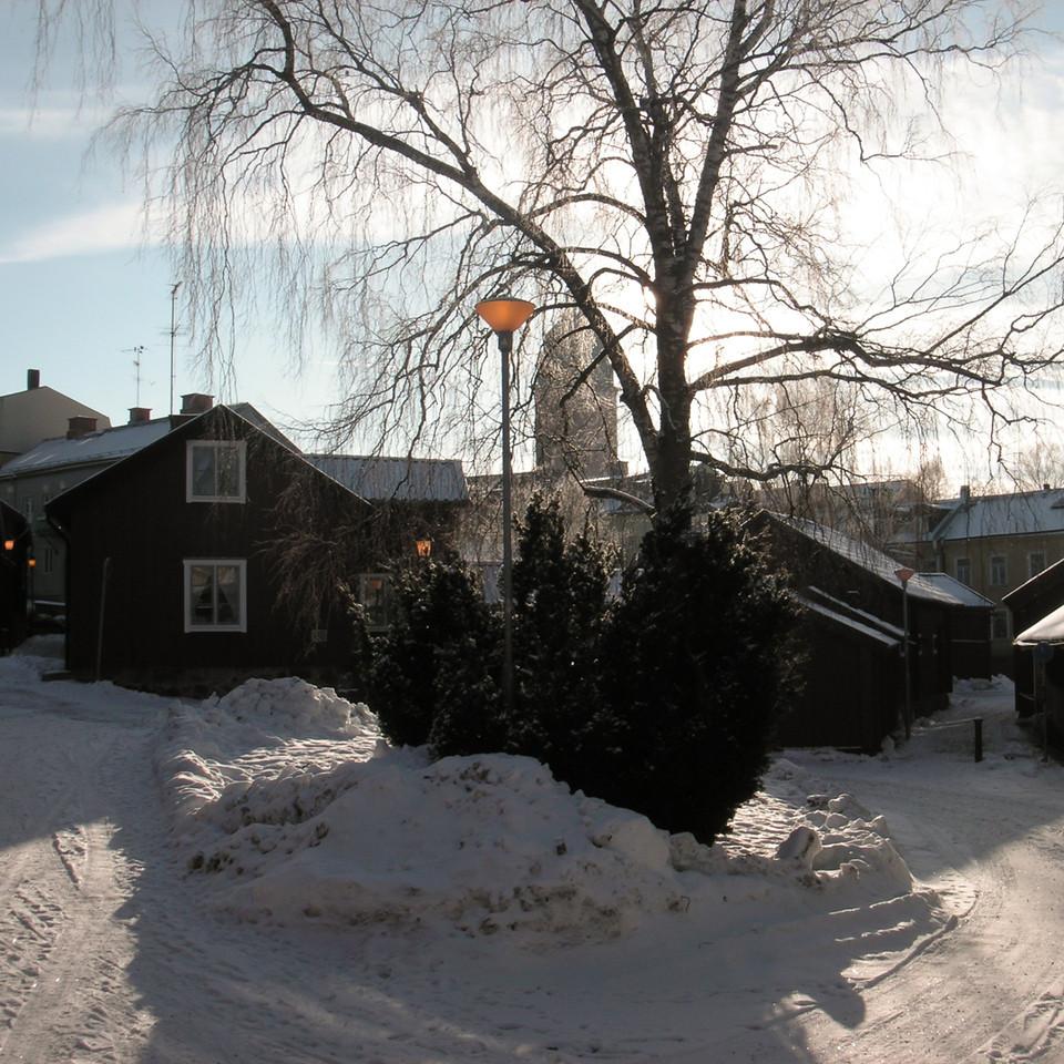 Västerviksgatan. 2007 Feb 7 @ 10:24