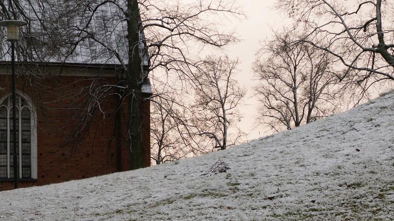 Strängnäs domkyrka (cathedral). 2007 Dec 12 @ 10:04