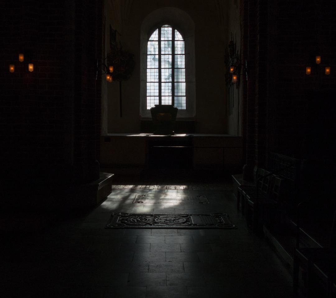 Strängnäs domkyrka (cathedral). 2008 Mar 5 @ 12:03