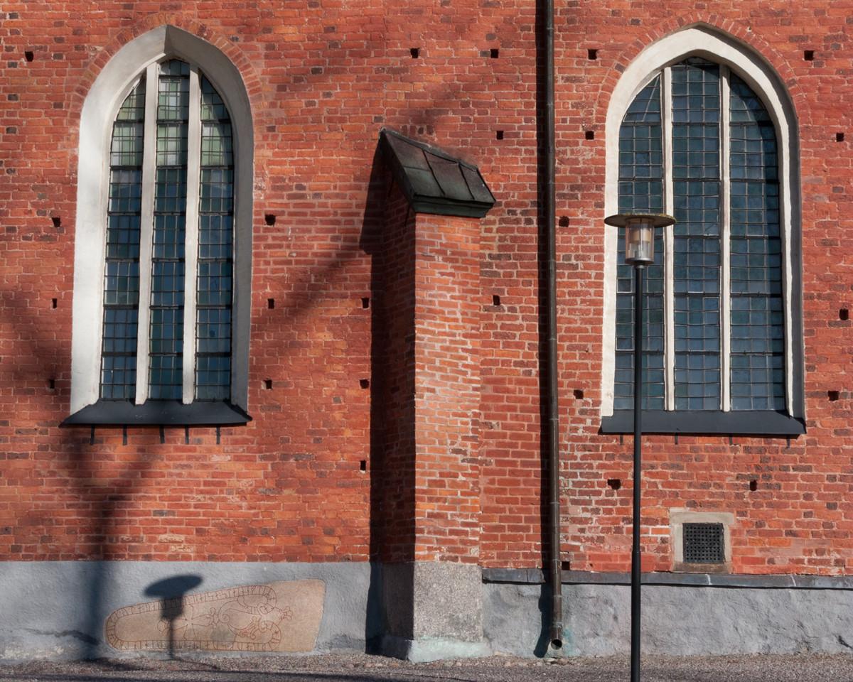 Strängnäs domkyrka (cathedral). 2008 Mar 5 @ 09:41