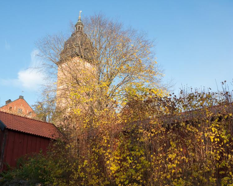 Strängnäs domkyrka (cathedral). 2008 Oct 17 @ 16:05