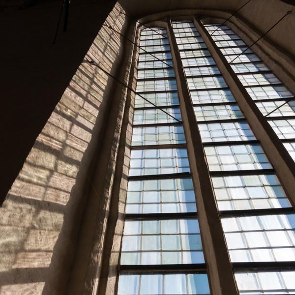 Strängnäs domkyrka (cathedral). 2008 Apr 20 @ 15:06