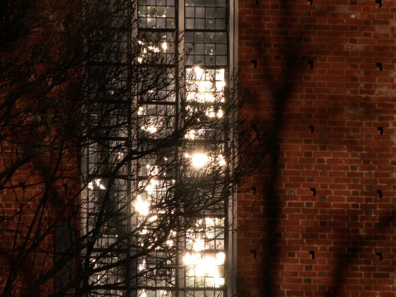 Strängnäs domkyrka (cathedral). 2008 Jan 13 @ 11:17