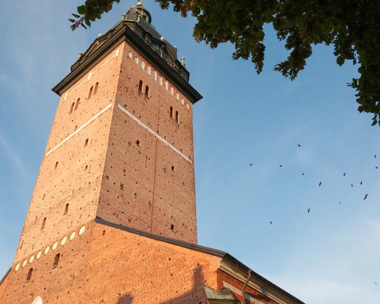 Strängnäs domkyrka (cathedral). 2008 Sept 24 @ 17:58