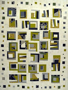 Orderly Chaos - New Cuts for New Quilts book