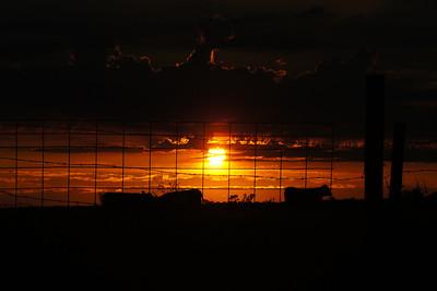 Wilton, CA - Sunset [4/23/12] (35-200mm Tokina AF)