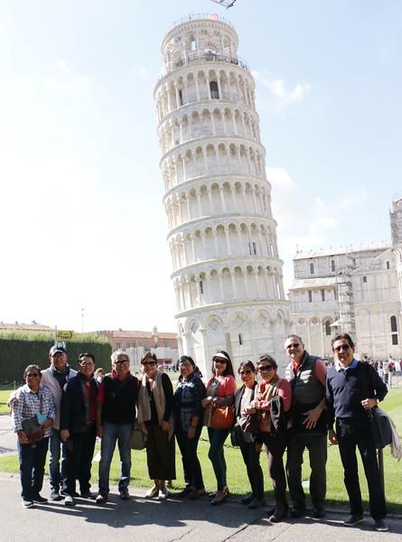 Straightening Pisa