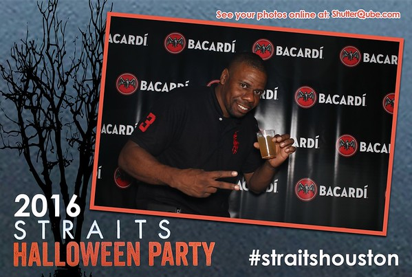 Straits Halloween Party 2016