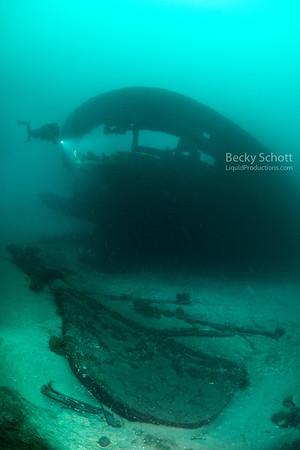 Minneopleos Shipwreck