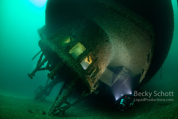 Straits of Mackinac Shipwrecks