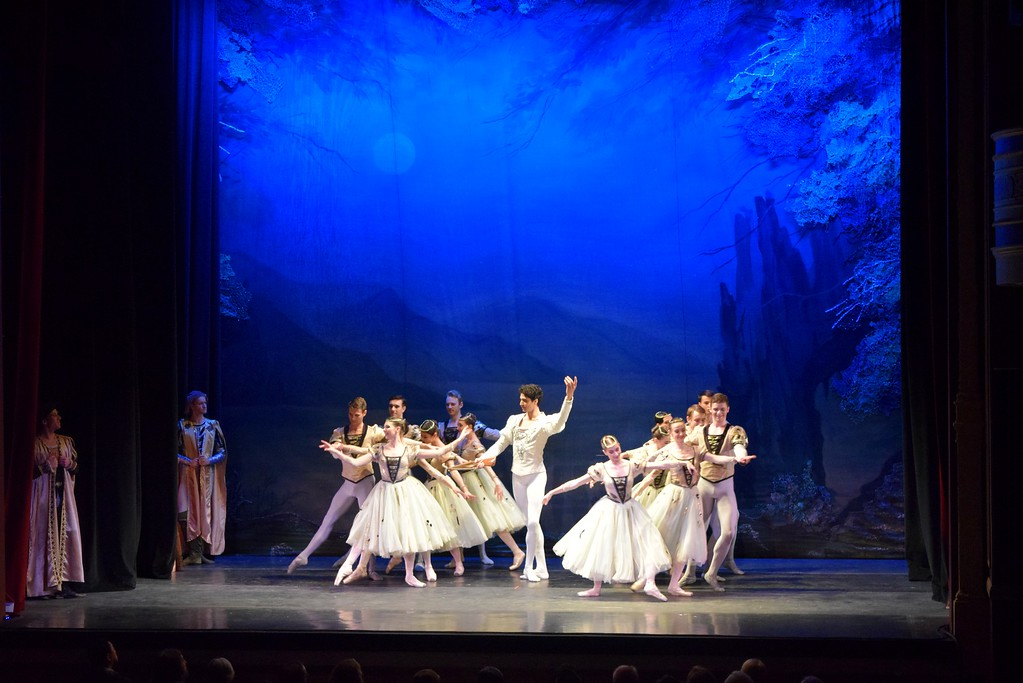 . The Russian National Ballet Theatre performing �Swan Lake� at the Flagstar Strand Theatre for the Performing Arts on its opening night at 12 N. Saginaw St. in Pontiac on Monday, Jan. 23, 2017.