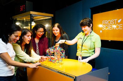 Strange Matter Exhibition at Frost Museum of Science