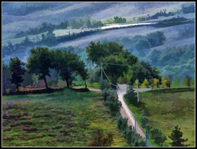 Toscana - Casole d'Elsa