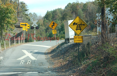 Wrong turn in Schuylkill County.