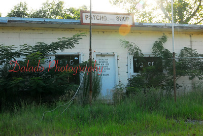 Psycho Shop- This is located near the community of Friendship, Al. (I don't make this stuff up.)