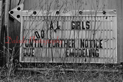 """Girls, girls, girls!"" near Bloomsburg."