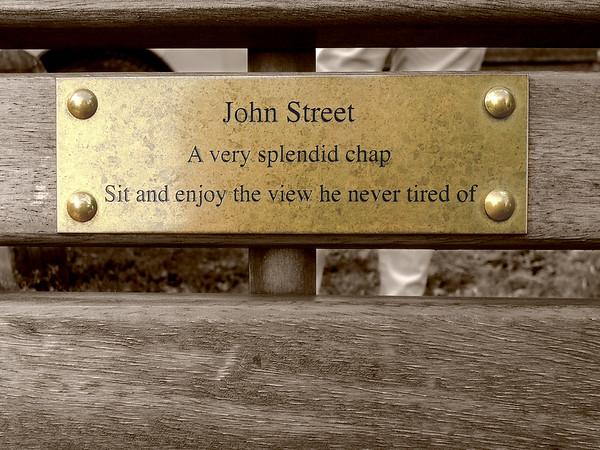 A splendid Chap