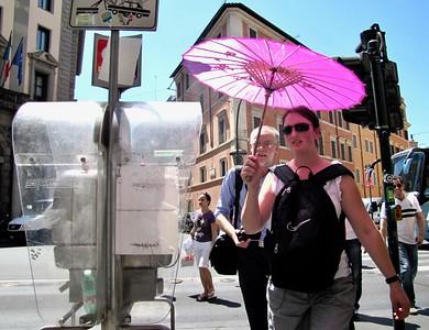 Sunny in Rome