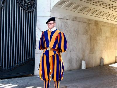 Swiss Vatican Guard