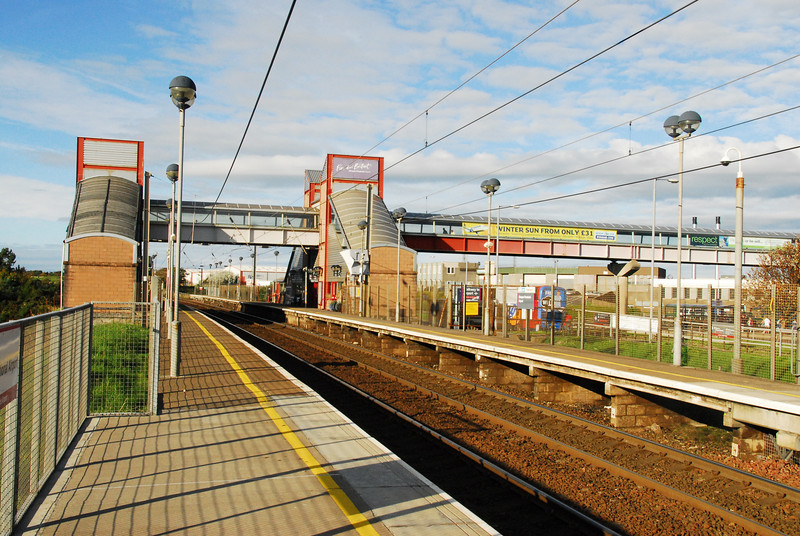 Prestwick Airport Station