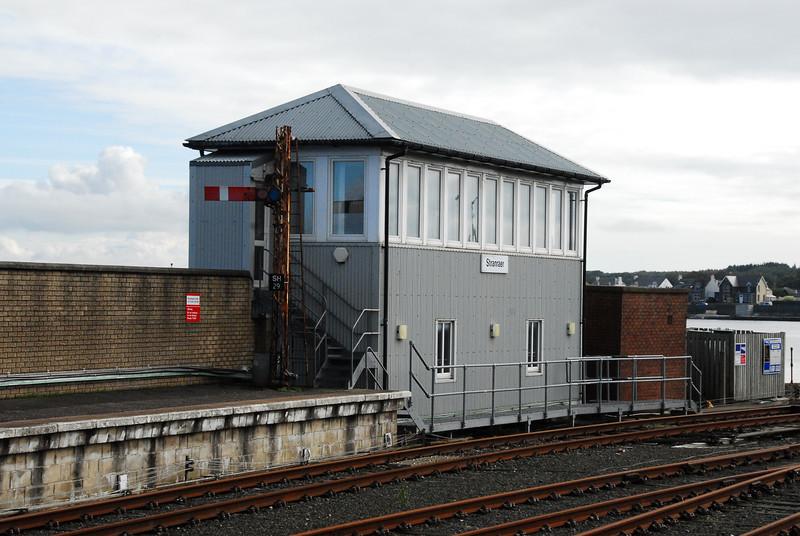Stranraer Signal Box