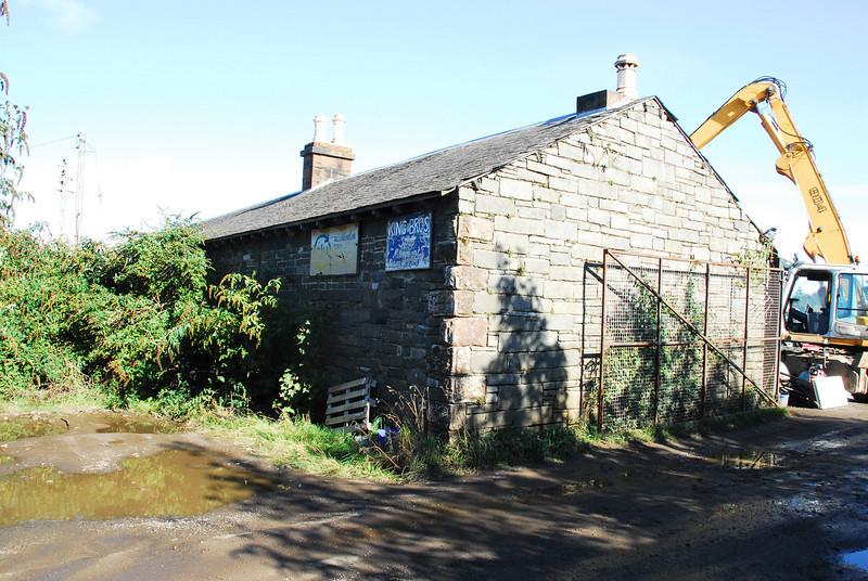 Former Ticket office  Stranraer Town Station