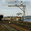 Stranraer Signal Box and Signals