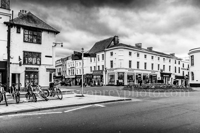 Stratford upon Avon Street Scene