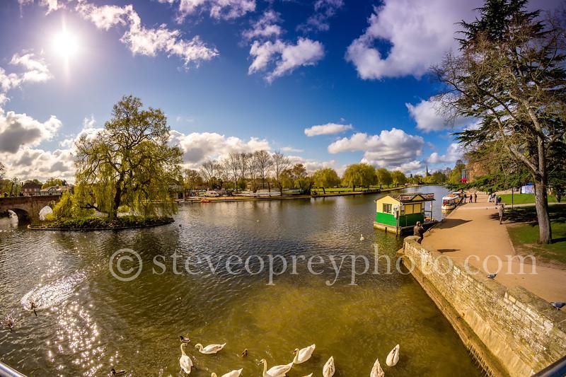Stratford upon Avon Riverside