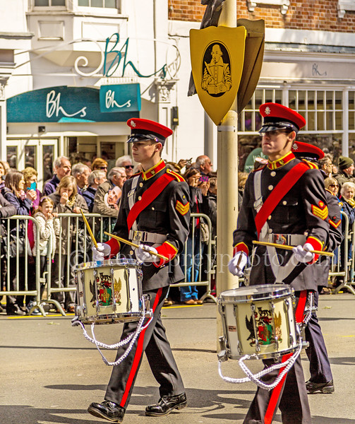 Marching Military Band 1
