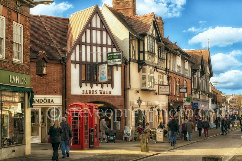 Bards Walk - Henley Street