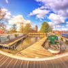 Riverside Docks in Stratford upon Avon