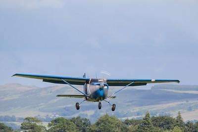 G-BPGE Cessna 206, Skydive Strathallan