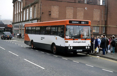 SBL AS6 Chalmers St Clydebank 2 Nov 90