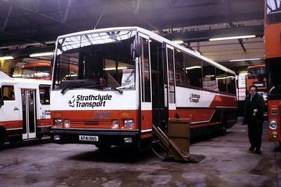 SBL C14 Larkfield Depot Glas Mar 85