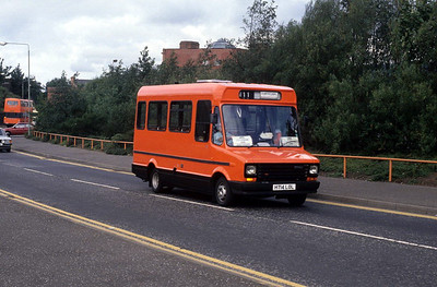 SBL H714LOL Chalmers St Clydebank Oct 90