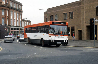 SBL AS6 Chalmers St Clydebank 1 Nov 90