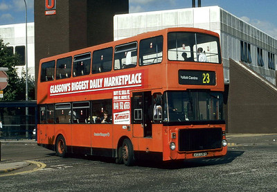 SBL A056 Govan Interchange Glas Aug 98