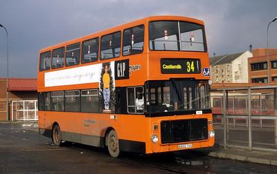 SBL AH005 Govan Bus Stn Dec 95