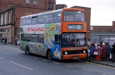 SBL AH053 Chalmers St Clydebank Feb 93