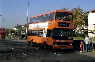 SBL AH025 Edinburgh Rd Glas Sep 92