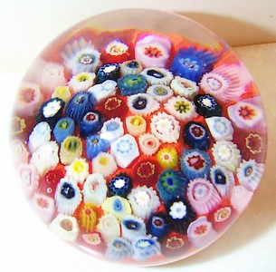 P15 Carpet Millefiori Closepack Medium to small