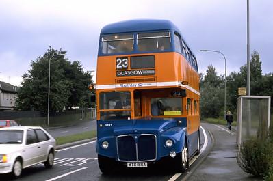 Strathtay_Clydeside Hire SR24 Glasgow Road Renfrew Sep 88