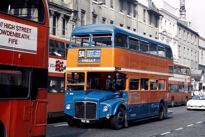 Strathtay_Kelvin Hire SR22 Argyle Street Glasgow Jul 87